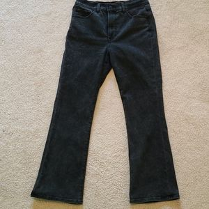 Express High Rise Boot / Flares - size 8 S